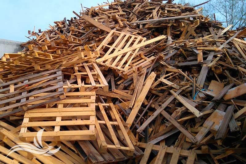 Smaltimento-legno